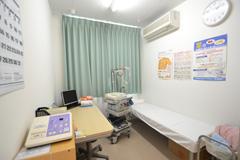 心電図検査室