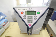 Na・K・Cl測定機